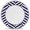 Prato Raso  Flat Navy  Porcelana 27cm