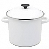 Panela Stock Pot 26cm branco Le Creuset