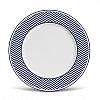 Prato Sobremesa Flat Navy  Porcelana 20,5 cm