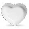 Travessa Funda Coração em Cerâmica 15 cm