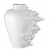 Vaso Fast Branco Mini Porcelana 10x10cm Rosenthal