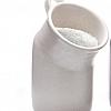 Saleiro para Churrasco em Cerâmica 12 x 15 x 22 cm - Nelise Ometto
